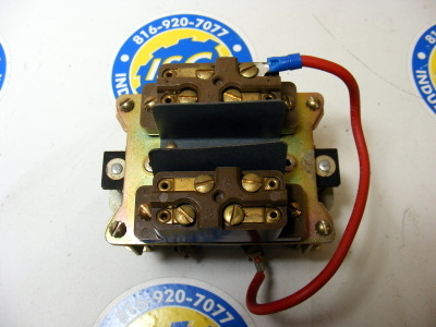 <b>Square D - </b>8501-PO2 Relay 10 AMP
